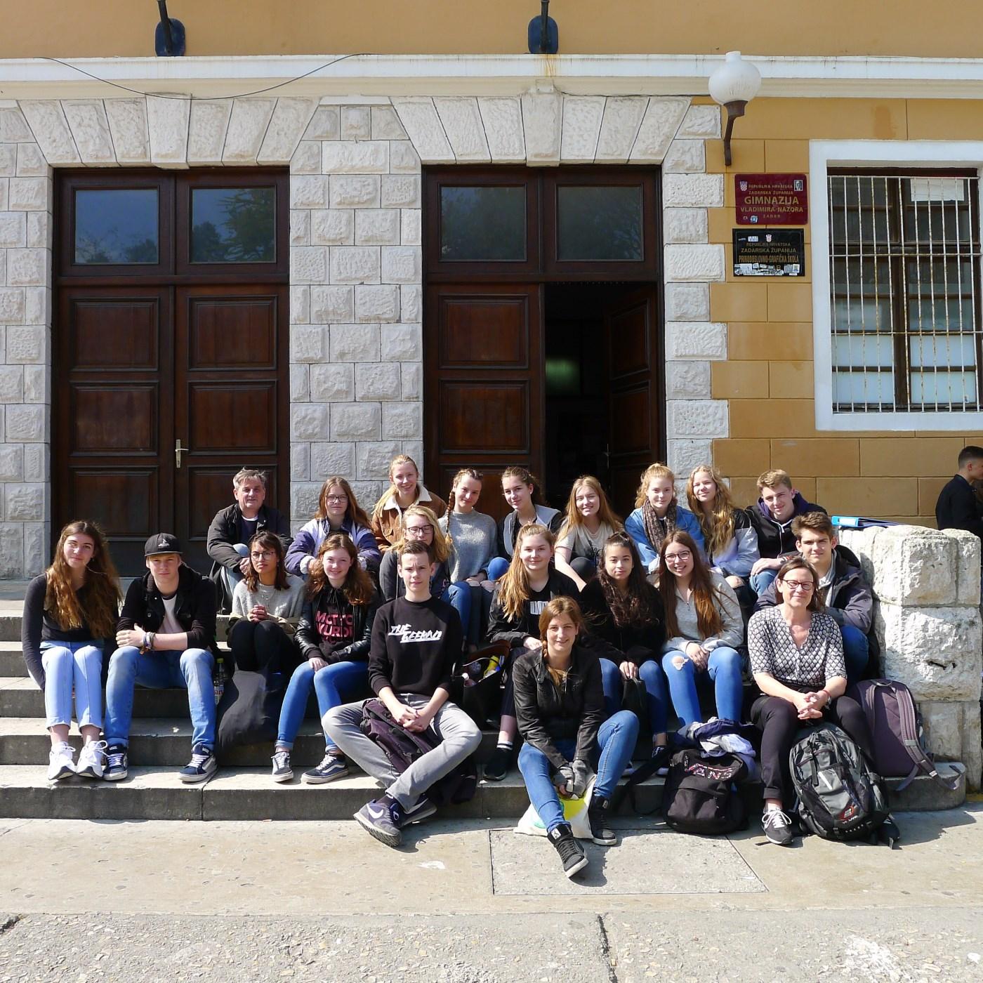 Erasmus Fahrt Nach Kroatien Vom 3103 Bis Zum 06042019